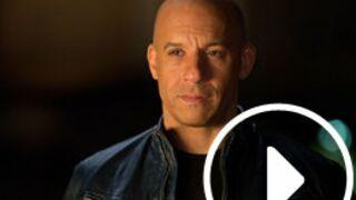 Vin Diesel très ému lors d'une avant-première de Fast and Furious 7