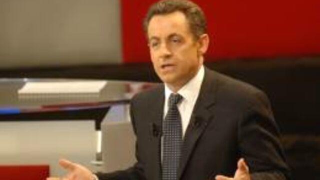 Nicolas Sarkozy fait le plein