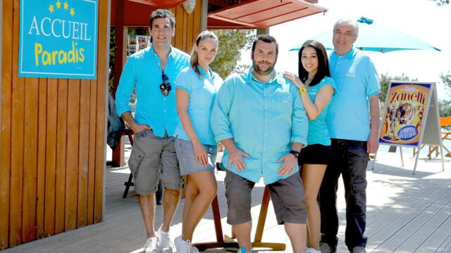 Audiences : Camping Paradis domine la concurrence