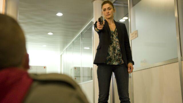 Julie Gayet, suspecte dans Profilage sur TF1 (PHOTOS)