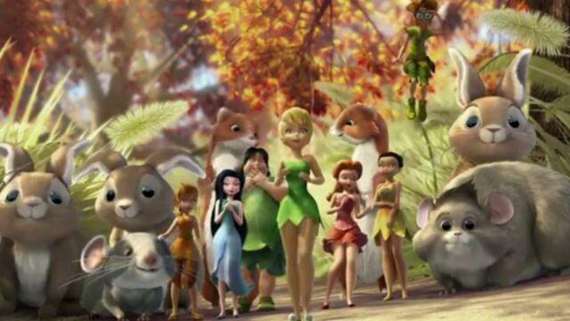 Clochette et le Secret des fées : la petite héroïne sans Peter Pan