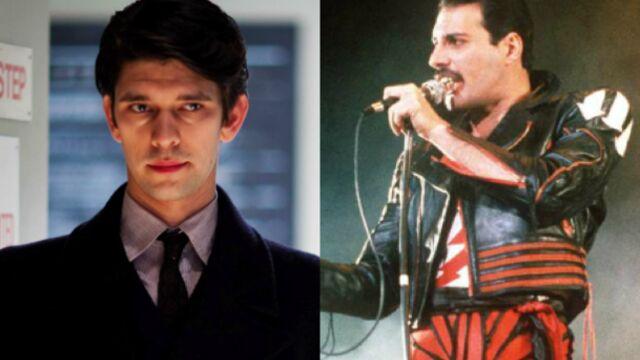 Ben Whishaw incarnera Freddie Mercury au cinéma