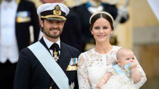 Baptême en Suède : le petit Alexander est décidément trop mignon ! (8 photos)