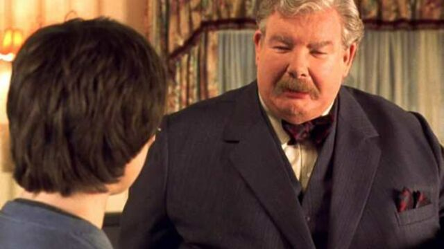 L'acteur Richard Griffiths (Harry Potter) est décédé