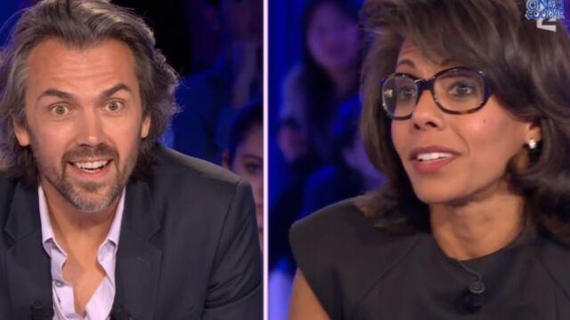 La «petite confidence» d'Audrey Pulvar sur Arnaud Montebourg (VIDÉO)