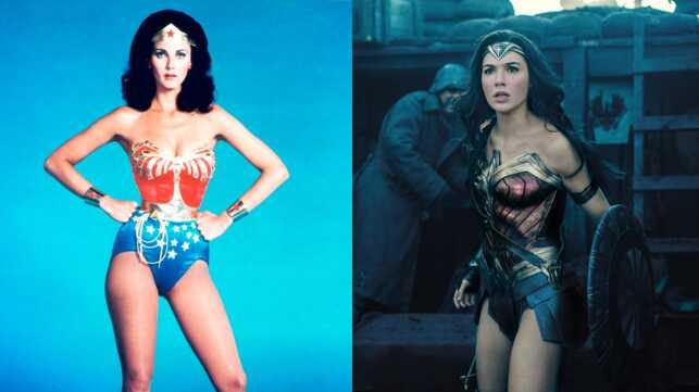 Wonder Woman débarque dès demain en salles avec le film éponyme porté par  Gal Gadot. Retour en images sur ces actrices qui ont incarné l\u0027héroïne à  l\u0027écran.