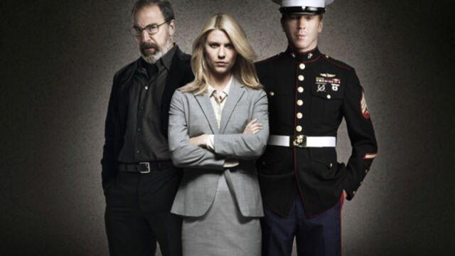 Ne manquez pas la saison 2 de Homeland sur Canal+