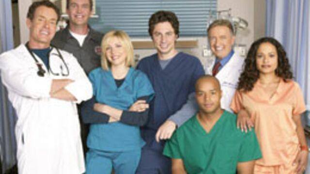 SERIES : Scrubs saison 8 arrive sur TF6