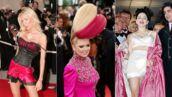 Festival de Cannes : Elena Lenina, Ophélie Winter... 70 ans de Fashion Faux Pas sur le tapis rouge ! (PHOTOS)