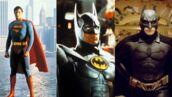 Batman V Superman (TF1) : ces acteurs qui ont incarné les deux superhéros au cinéma (PHOTOS)