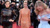 Cannes 2017 : robe ultra-moulante pour Irina Shayk, Lady Victoria Hervey montre seins ET culotte… (PHOTOS)