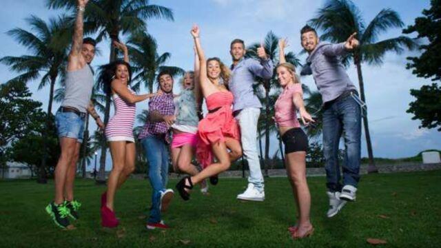 La saison 2 des Marseillais de W9 à Cancún