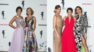 Iris Mittenaere, Camille Cerf, Laury Thilleman... Les Miss France sublimes pour le gala des Bonnes Fées ! (21 PHOTOS)