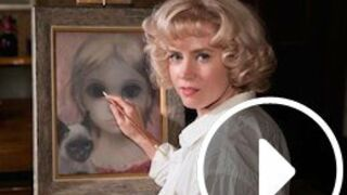 Big Eyes : bande-annonce du nouveau film de Tim Burton (VIDEO)