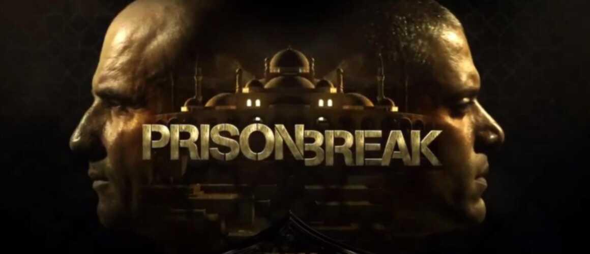La Saison 5 De Prison Break Sera Diffusée Sur M6 Le
