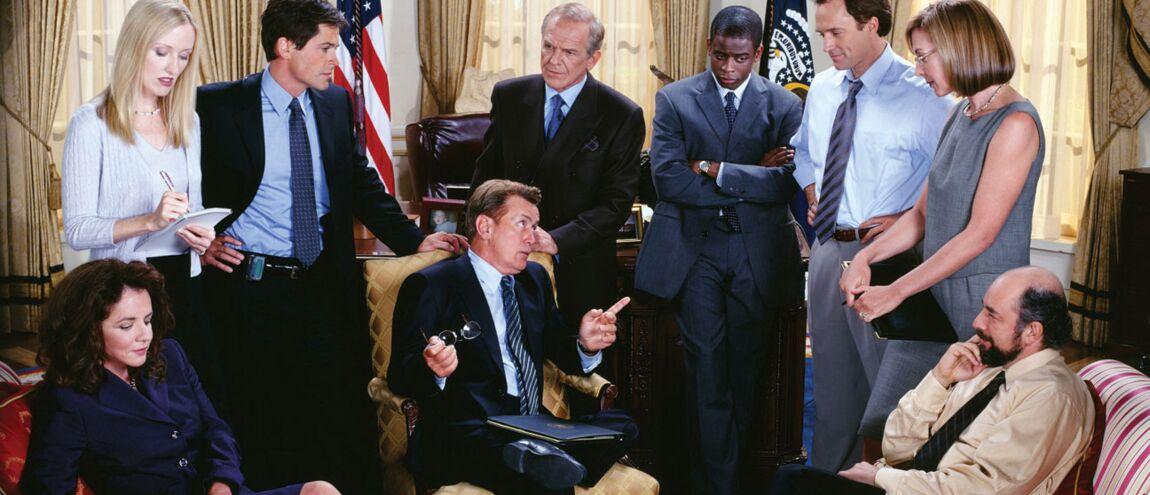 Le casting de The West Wing (À la maison blanche) soutient Hillary ...