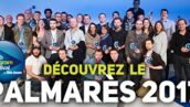 Les grands gagnants du Web Program Festival 2017 sont...