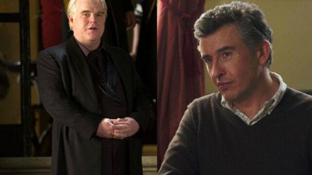 Steve Coogan remplacera Philip Seymour Hoffman dans la série Happyish