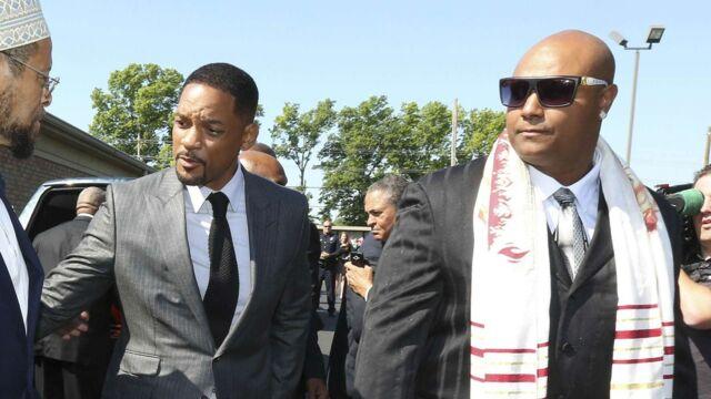 Funérailles de Mohamed Ali : Will Smith, David Beckham, Bill Clinton... venus rendre hommage au boxeur (PHOTOS)