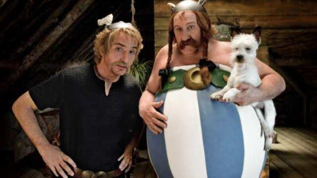 Retour réussi pour Astérix en salles aujourd'hui