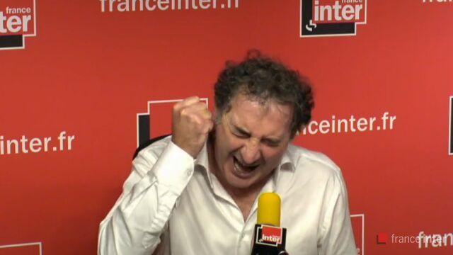 Attentats : le cri à la vie de François Morel (VIDÉO)