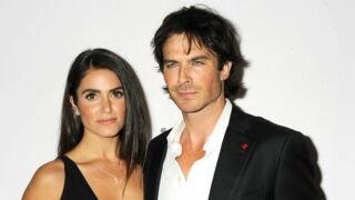 La photo très hot de Ian Somerhalder (Vampire Diaries) et Nikki Reed (Twilight)