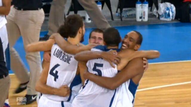 Victoire pour France 2 avec Tony Parker et les Bleus