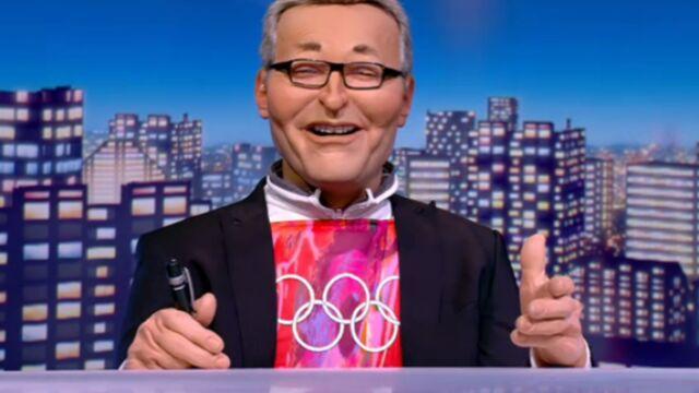 Laurent Ruquier a sa marionnette dans Les Guignols de l'info (VIDEO)