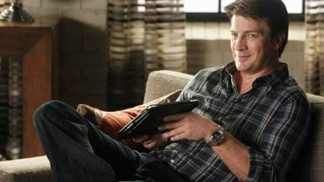 Nathan Fillion en conflit avec la production de Castle