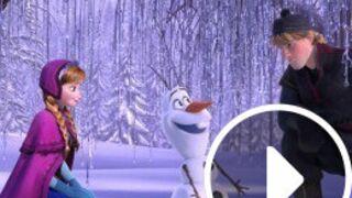 La Reine des Neiges : la bande-annonce revisitée