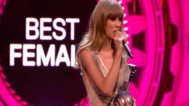 MTV EMA 2012 : le sacre de Justin Bieber et Taylor Swift