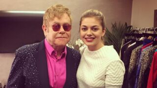 Elton John fan de Louane et réciproquement