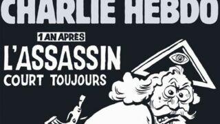 Charlie Hebdo : la Une du numéro spécial un an après les attentats