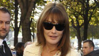 Carla Bruni-Sarkozy dévoile une adorable photo de sa fille Giulia