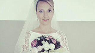 Audrey Lamy se marie... dans Scènes de ménages !