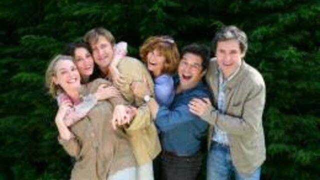 AUDIENCES : La série des quadras en tête sur TF1