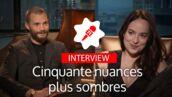 """Cinquante nuances plus sombres (TF1) : """"Ce film est définitivement plus sexe que le précédent"""" (VIDEO)"""