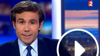 Interruption du journal de 20h de France 2, David Pujadas s'explique (VIDEO)