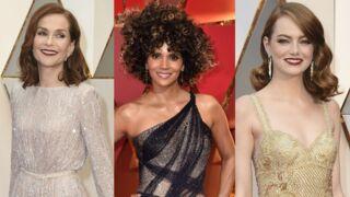 Oscars 2017 : Emma Stone scintillante, Halle Berry et sa coupe afro... Revivez le tapis rouge et la soirée ! (80 PHOTOS)