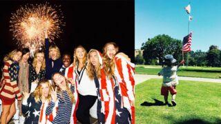 Taylor Swift, Blake Lively, Justin Timberlake... Les stars américaines fêtent le 4 juillet (34 PHOTOS)