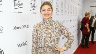 Louane enchante la Fashion Week de Berlin (VIDEO)