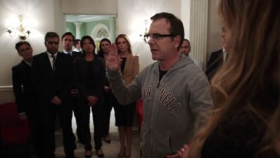 Designated Survivor : la nouvelle série de Kiefer Sutherland (24) se dévoile ! (VIDEO)