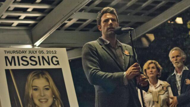 Gone Girl (Canal +) : Ben Affleck, mari suspect