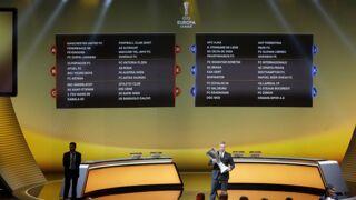 Ligue Europa : un tirage abordable pour Saint-Etienne et Nice, le choc Manchester United-Fenerbahçe