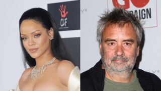 Valérian : première image de Rihanna sur le tournage du nouveau film de Luc Besson (PHOTO)