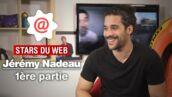 """Jérémy Nadeau : """"Je ne me vois vraiment pas travailler à la télévision"""" (VIDEO)"""