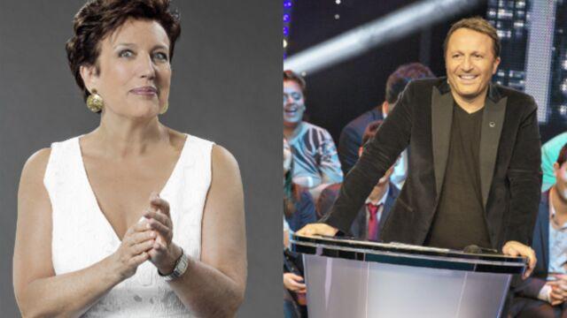 Roselyne Bachelot s'encanaille avec Arthur sur TF1
