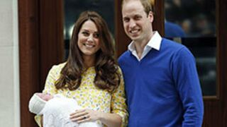 Kate Middleton et le prince William : Leur petite fille s'appelle...