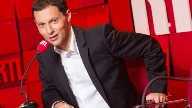 Marc-Olivier Fogiel réfléchit à une idée «un peu rigolote» pour la TV (VIDEO)