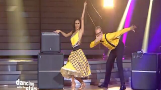 Danse avec les stars : découvrez la sublime prestation de Leila Ben Khalifa (VIDEO)